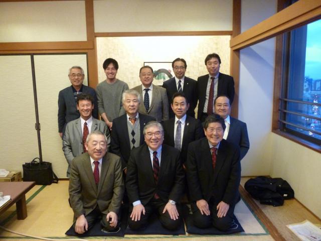 平成29年度 理窓会熊本支部総会が開催されました。