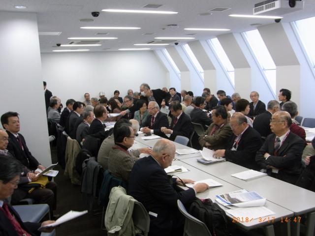 第6回 理窓会関連団体交流会が開催されました。