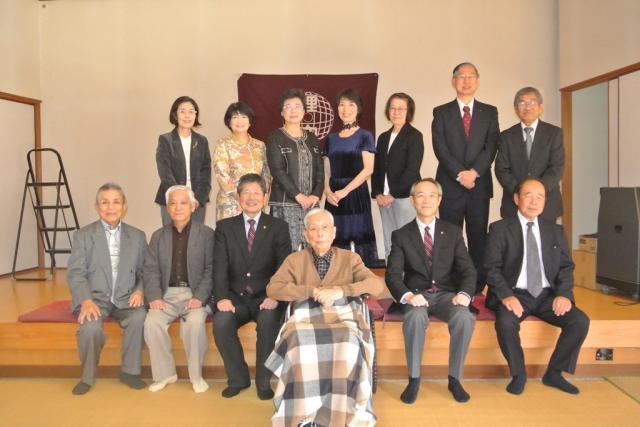 平成30年度 理窓会長崎支部総会が開催されました。