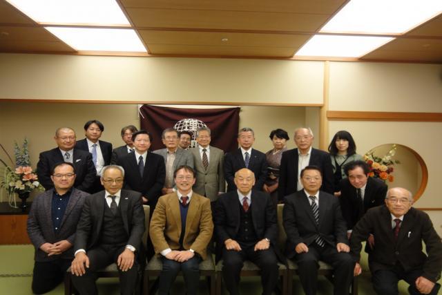平成30年度 理窓会群馬支部総会が開催されました。